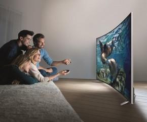 LED televizoriai